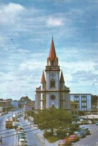 Senhor Bom Jesus Church - Curitiba