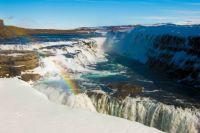 Gullfoss Waterfall - Iceland