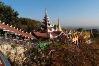 Stairway to Mandalay Hill