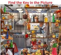 Find the Key in the Picture!!