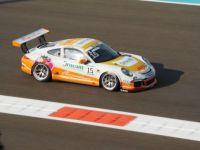 Porsche, Yas Marina Circuit, Abu Dhabi, UAE