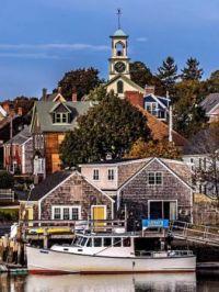 New England port