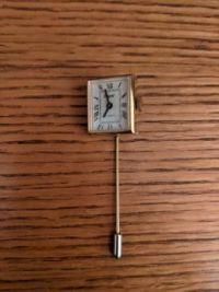 Theme:   watch stick pin