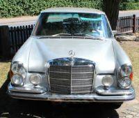 Oldtimer Mercedes 280 SE