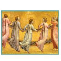 Angels  - Giovanni di Paolo