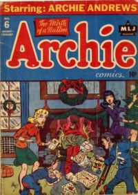Archie Old Christmas