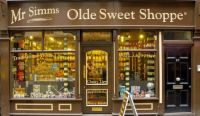 Mr. Simms Olde Sweet Shoppe, Chelmsford, Essex