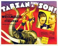 Tarzan Finds a Son - 1939