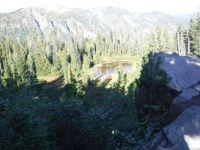 Bench Lake, Mt. Rainier National Park, Washington state, USA
