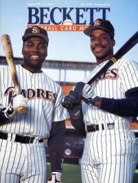 Tony Gwynn and Fred McGriff Beckett Cover