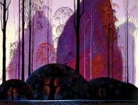 MAUVE, RED AND PURPLE (1987)