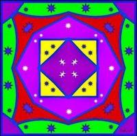 stars in square