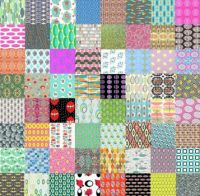 PATCHWORK OVALS 7