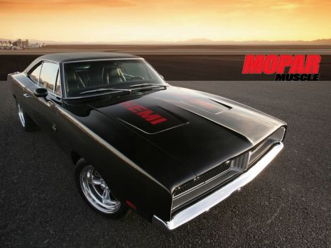 1971 Dodge Charger 440
