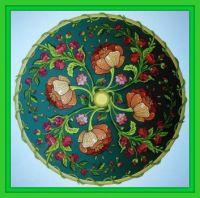 Pinwheel of flowers . . . . .