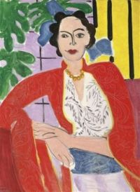 THe Amber Necklace  Henri  Matisse