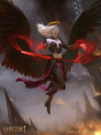 Freya, Shaper of Blood (XLarge)