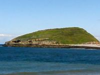 Puffin Island, off Anglesey