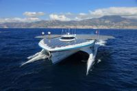 Largest Solar-Powered Boat
