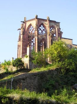 Werner's Chapel, Bacharach