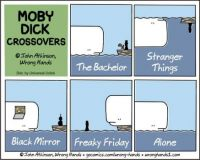 Moby Dick Crossovers