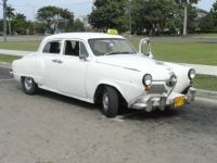 Cuban Car #15 - '51 Studebaker
