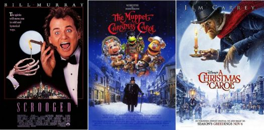 Jim Carrey Christmas Carol.Solve A Christmas Carol Scrooged Muppets And Jim Carrey