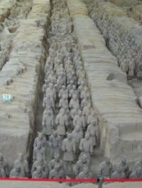 Terra Cotta Soldiers 1, China
