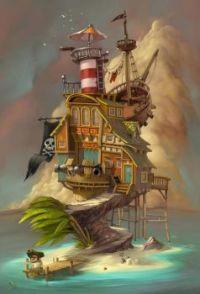 Pirate's Cabin