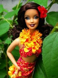 Hula Honey Barbie