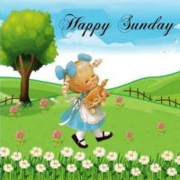 Wishing you Happy Sunday!
