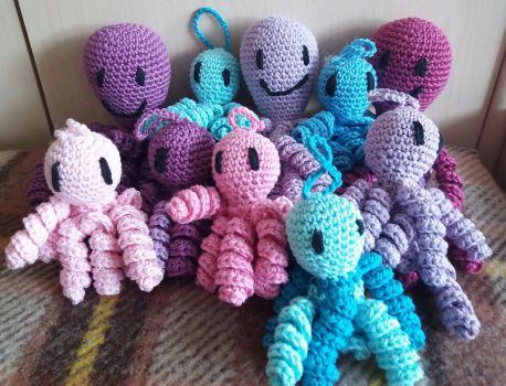 pár chobotniček