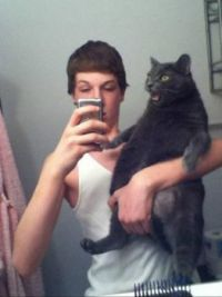 Cats and men that will make you cringe