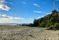 Mid-Winter Beach walk