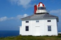 Cape Spear Newfoundland Furthest Building East In North America