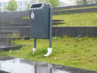 Mailbox with Galoshes