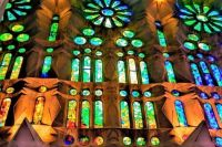 ANOTHER STAINED GLASS BEAUTY - 2 OF 4