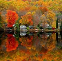 Autumn on the Lake