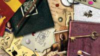 Harry's Desk