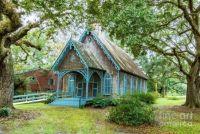 Blue St James Santee Episcopal Chapel of Ease Church