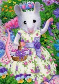 Martha's Easter Bonnet