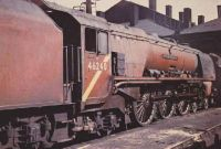 LMS Coronation Class 46240 'City of Coventry'