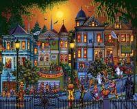 Halloween Terrace