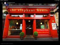 The Elephant House Cafe in Edinburgh, Scottland