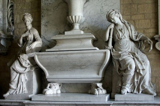 Monument in St Michael's Church, Heydour - 25th Jun 2004