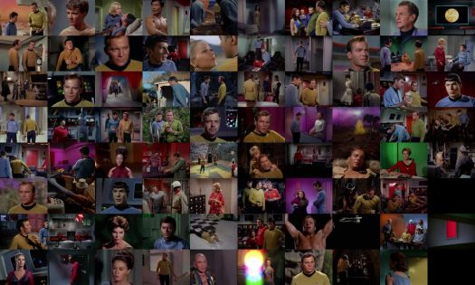 Star Trek TOS all at once!