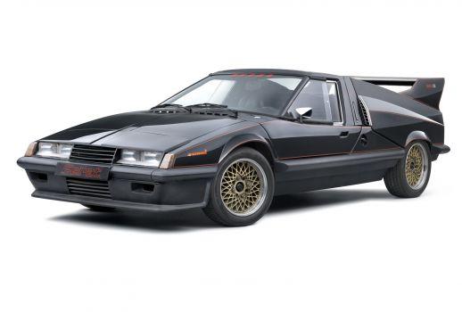Škoda 110 Super Sport GT, Ferat Vampire