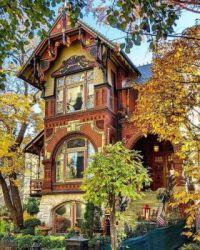 Herman Weinhardt House - Chicago