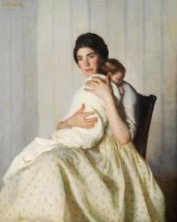 Marie Danforth Page, The Mother, 1916