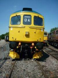 33053 at Shackerstone